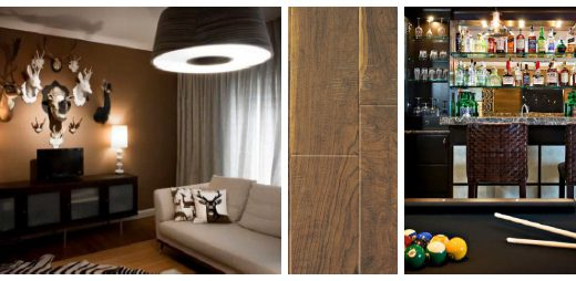 Man Cave Quick Step Collage