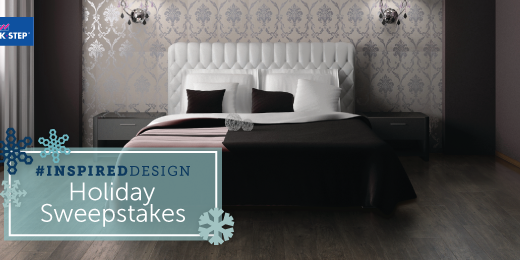 #InspiredDesign Holiday Sweepstakes