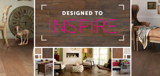Designed to Inspire. | Quick•Step Style Blog