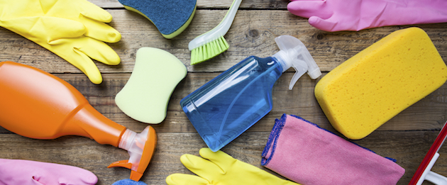 Save time with these cleaning hacks. | Quick•Step Style Blog