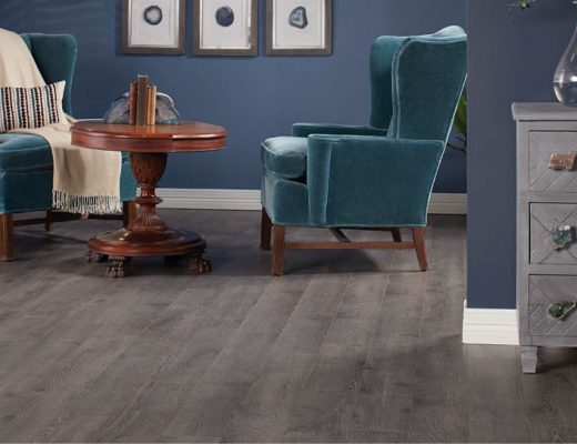 There is a huge movement within the flooring industry toward more authentic looking, vintage flooring. It's a look that's makes a bold statement and the reason it's popular isn't hard to see: It's gorgeous!