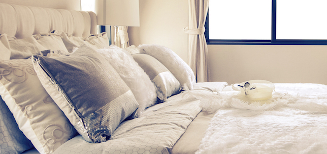 5 Tips To Get The Designer Bedding Look